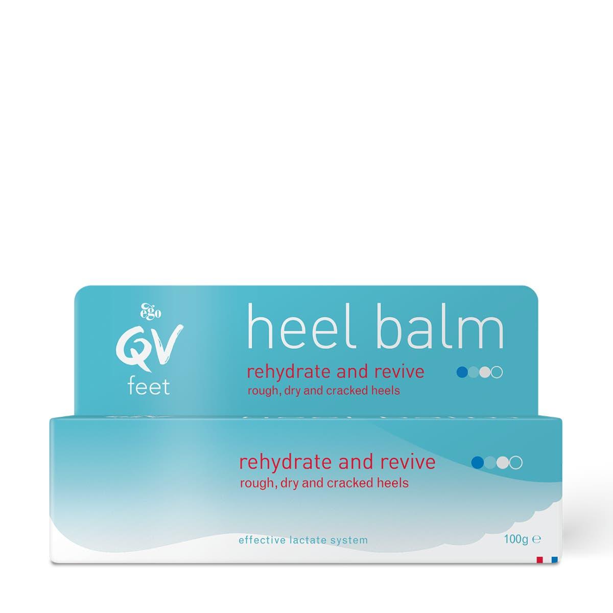 QV Feet Heel Balm