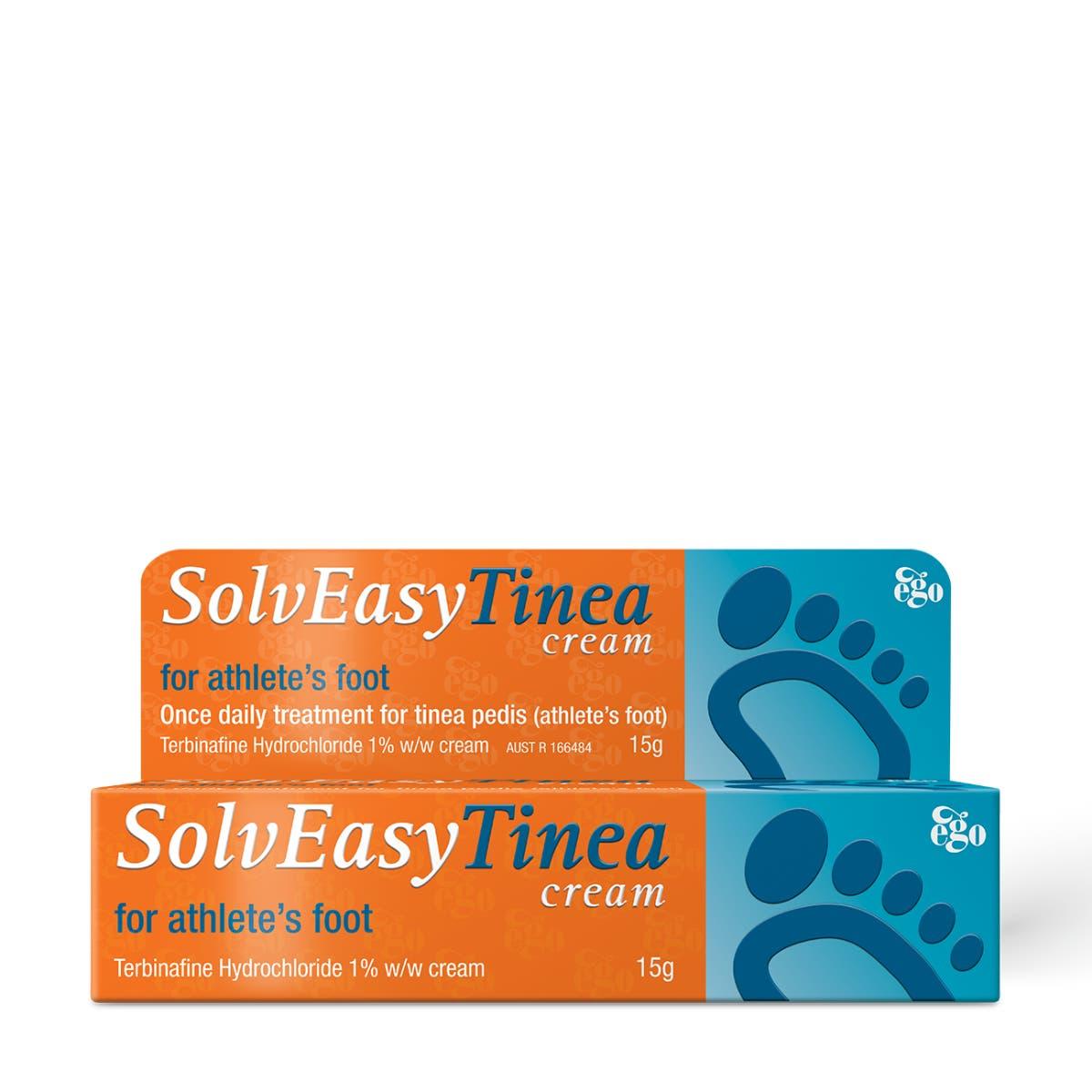 Solveasy Tinea Cream 15g