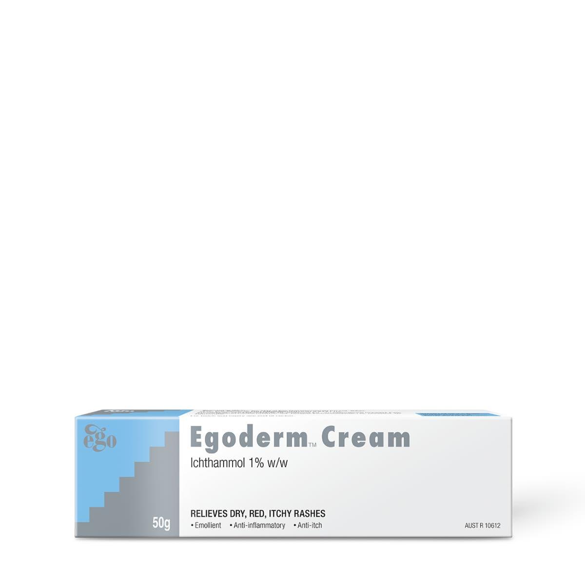 Egoderm Cream 50g