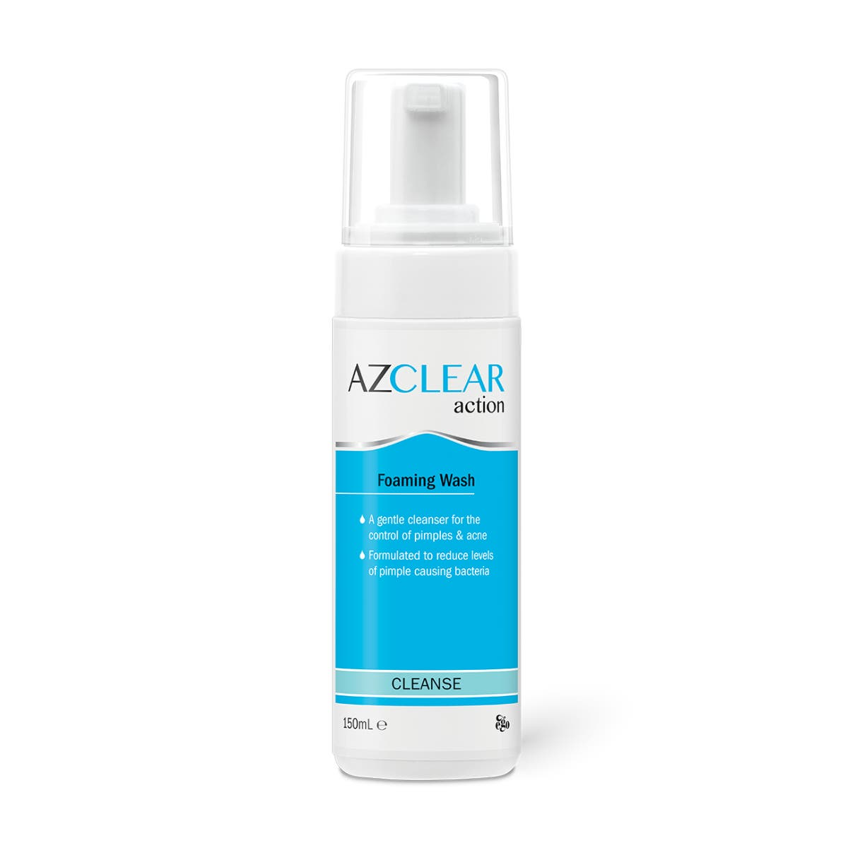 Azclear Action Foaming Wash 150mL