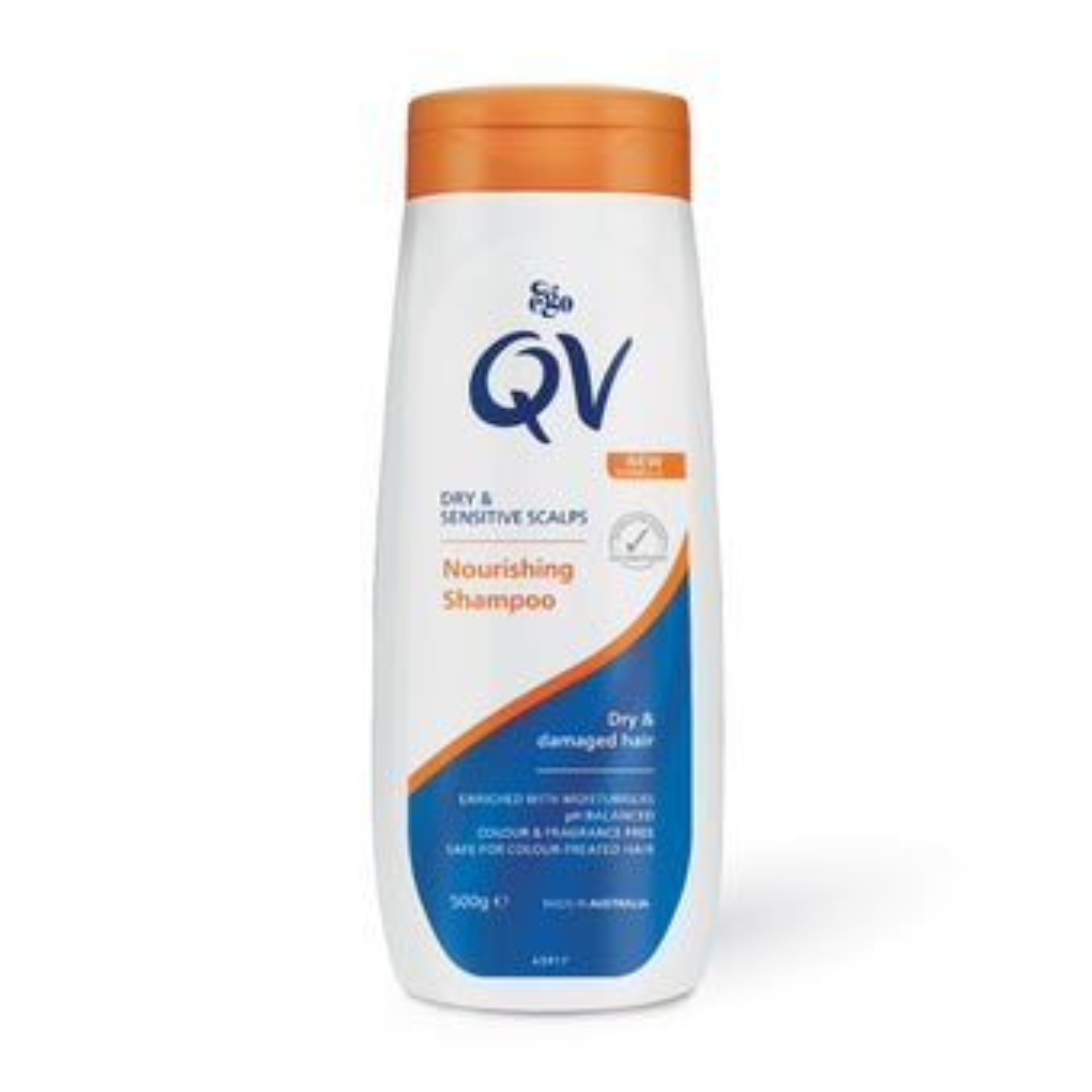QV Nourishing Shampoo 500g