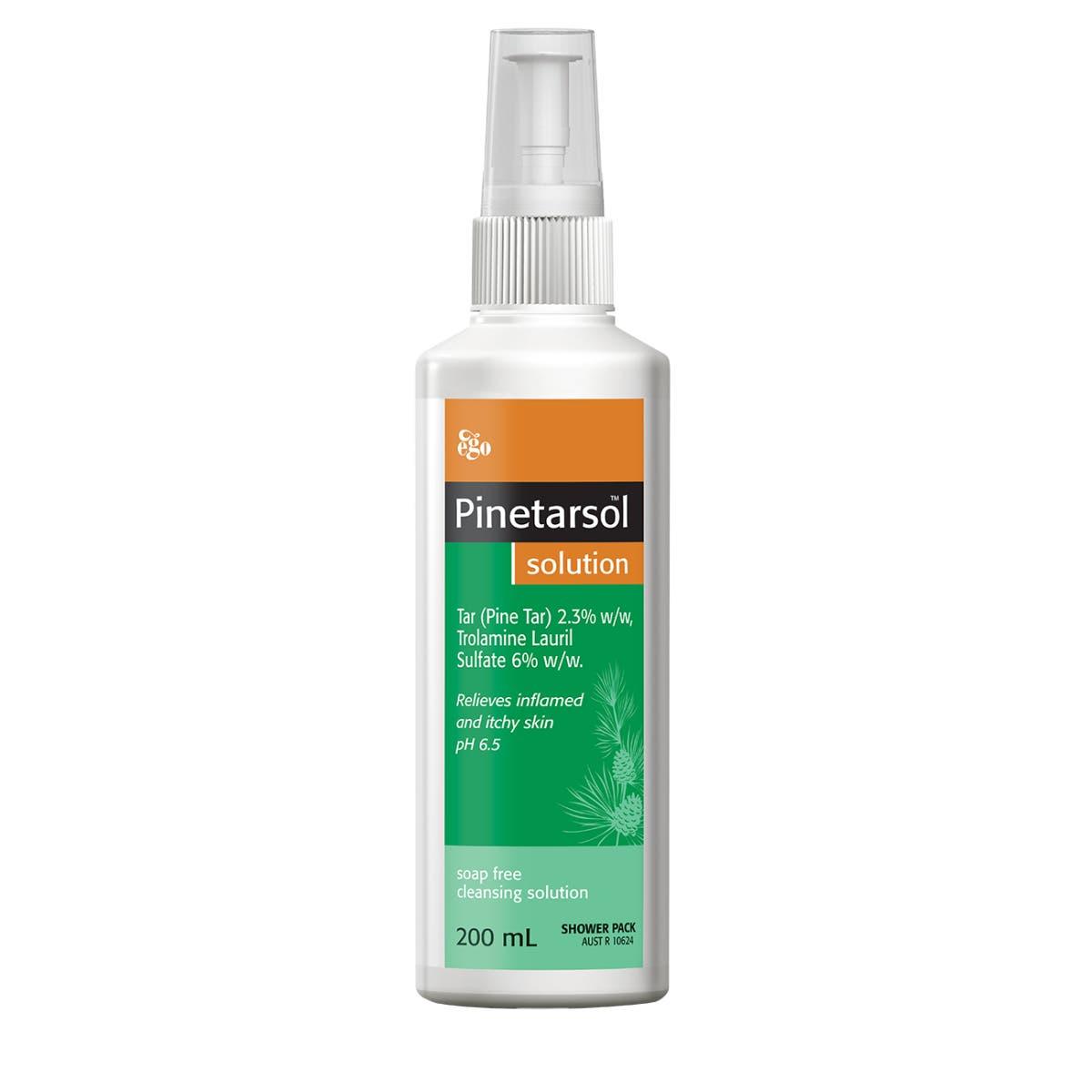 Pinetarsol Solution - Shower Pack 200mL