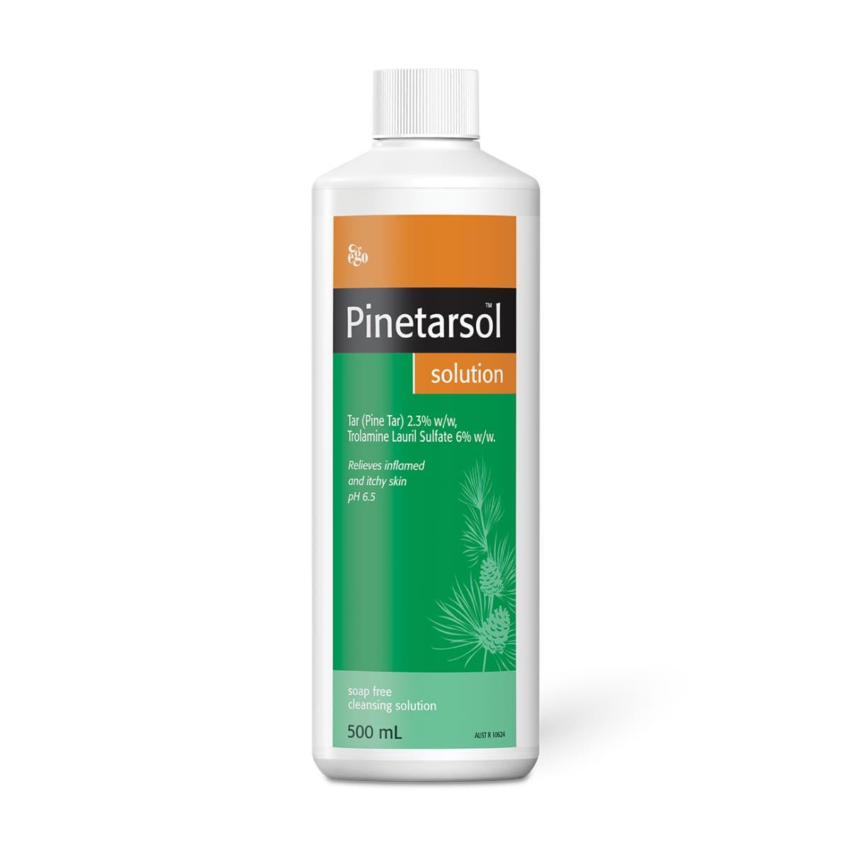 Pinetarsol Solution