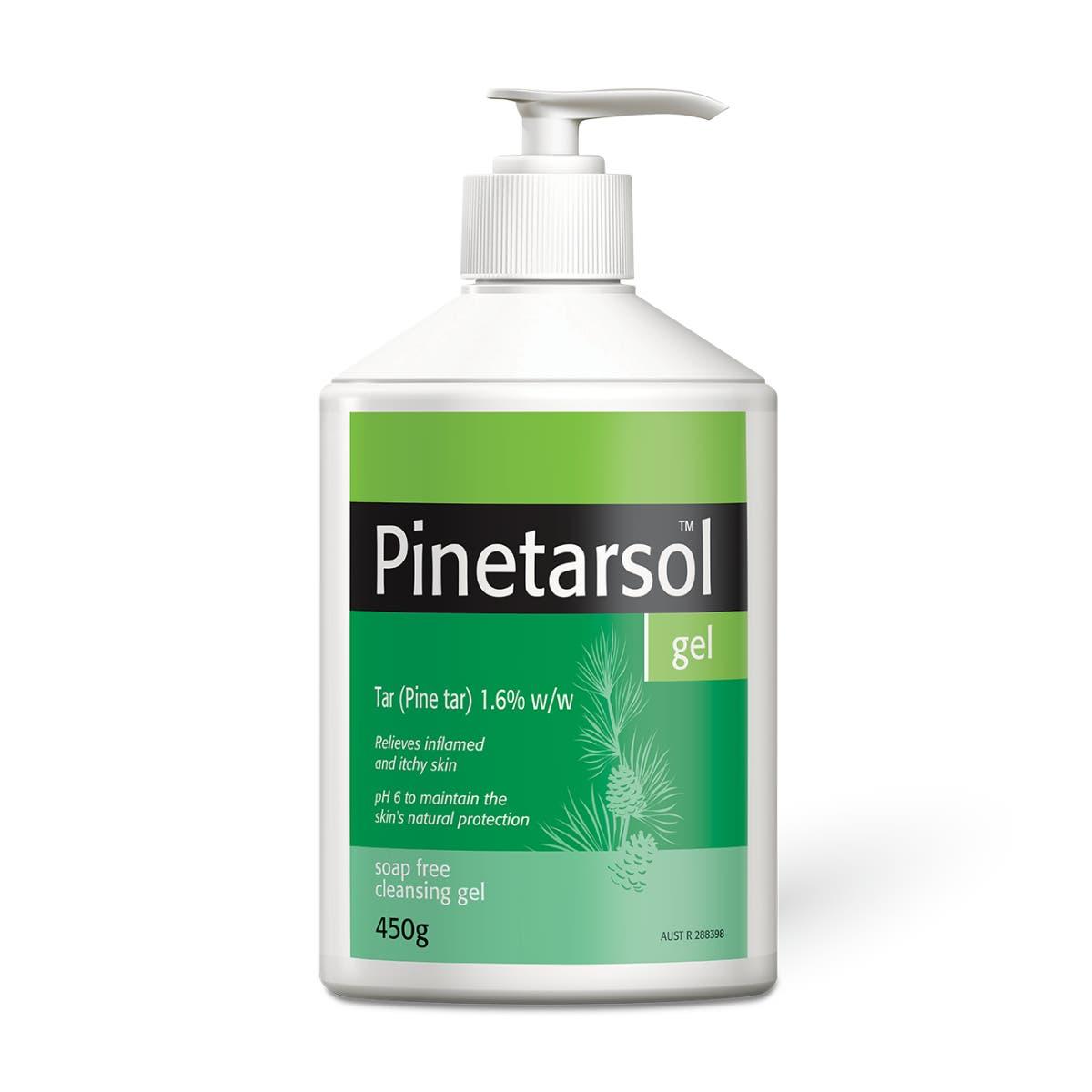 Pinetarsol Gel 450g