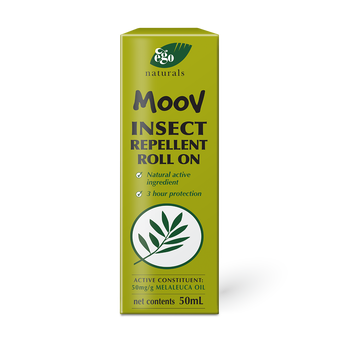 MOOV Insect Repellent Roll On 50mL